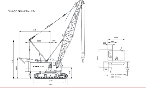 Humanization hydraulic crawler crane deep foundation grab crane with humanization hydraulic crawler crane deep foundation grab crane with 5 pump system ccuart Image collections