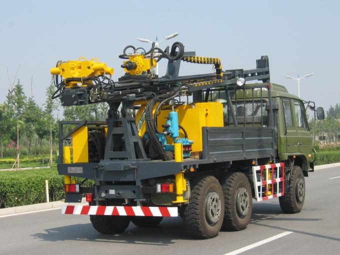 Easy Operate Hydraulic Core Drilling Rig ST 100/200/600 100m - 600m Drill Depth