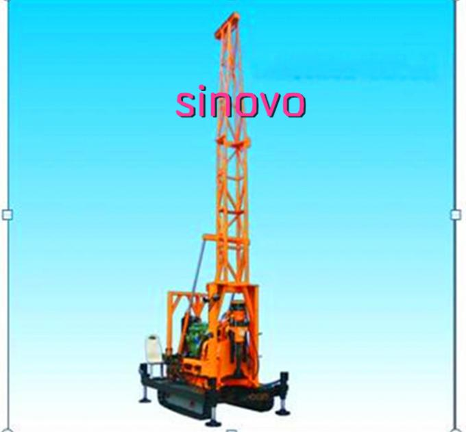 High Speed Core Drilling Equipment For Geological Drilling Project ISO9001 Approved