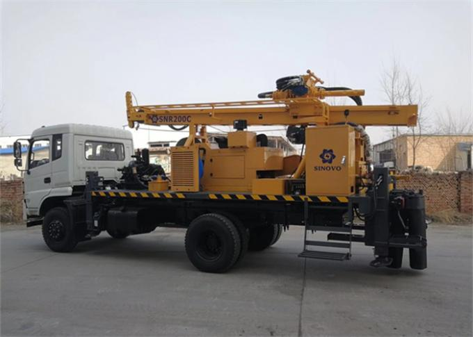 SNR800C Waterwell Drilling Rig / Deep Well Drilling Machine