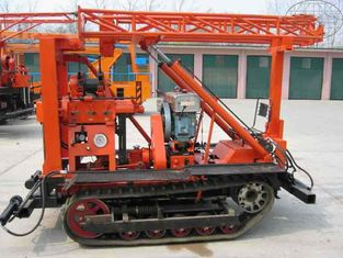 China Spindle Type Core Drilling Rig With Reliable Hydraulic System supplier