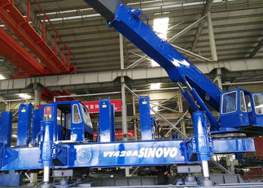 China VY Series Hydraulic Static Pile Driver , powerful construction pile driver supplier