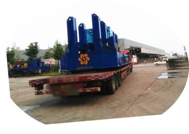 China Unique VY900A hydraulic pile driver , pile driving equipment Energy Saving Pile supplier