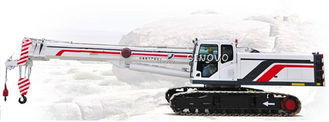 China SQ500A high speed Hydraulic Crawler Crane for construction site , 50t Max rated load supplier