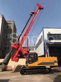 China High Speed Soil Rejection Head Rotary Drilling Rig Stability Mud Drilling Machine supplier