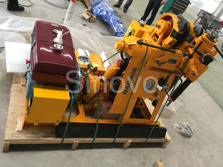 China Small Sinovo Spindle Core Drilling Rig For Soil Investigation supplier