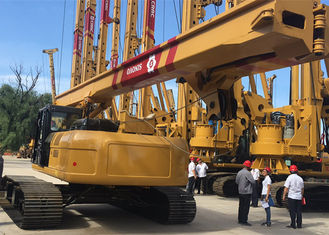 China PCL Controller Rotary Drilling Rigs TR180F 6-35 Rpm For Bridge Engineering supplier