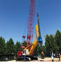 China 199 Kw Hydraulic Pile Machine SD2200 / Drilling Rig Equipment Energy Saving supplier