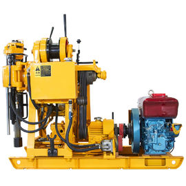China Mechanical Spindle Trailer Type Core Drilling Equipment High Rotating Exploration supplier