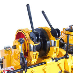 China Advanced Skid Type Core Drilling Rig With Hydraulic Customer Color supplier