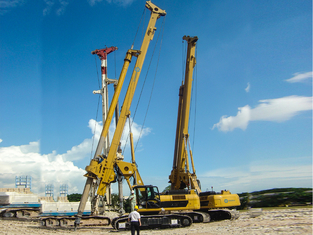 China Rotary Drilling Rigs Rig With Air Consumed supplier