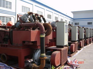 China Control Economical Desander For Reducing Environmental Pollution supplier