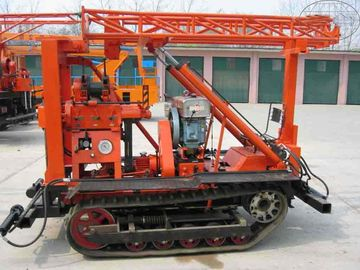China Spindle Type Core Drilling Rig / Geological Drilling Rig supplier