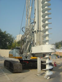 China Durable CFA Equipment For Directional Drilling Equipment TR250W Rated Power 18 kw supplier