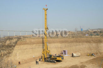China Rotary Drilling Rigs TR300 Technical Specifications supplier