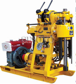 China Spindle Type Core Drilling Rig Light Weight Torque Transfer Trailer With Hydraulic Jack supplier