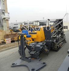 China Horizontal Directional Drilling Rig with ease of operation for gas piping supplier