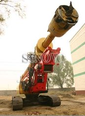 China 187kw CFA Drilling Equipment 23.5m depth For Oil Drilling Equipment TR250W supplier