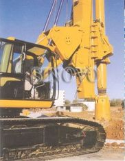 China CFA 65T Drilling Equipment 220KNm / 100KNm Base Type CAT330D TR220W supplier