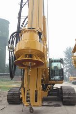 China TR Series Rotary Drilling Rig With High Stability Original Caterpillar Base supplier