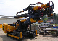 China Hydraulic Crawler Drills SM-300 Double Motor Lifting Force 50KN With High Rotation Speed company