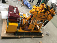 China Small Sinovo Spindle Core Drilling Rig For Soil Investigation factory
