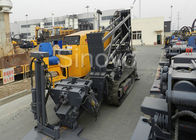 China Self-Loading Horizontal Directional Drilling With Drilling Length 93.6m / Walking Speed 2.0 km/h company