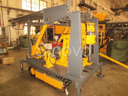 Sinovo Crawler Core Drilling Rig With Diesel Engine And Drilling Depth 180m