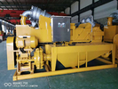 45μM Slurry 250m3/H Desilter Drilling Equipment