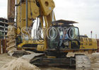 China Rotary Drilling Rigs Rotating Speed 6-23 rpm company