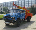 China Mobile drilling rigs ST-600 Drilling Capacity 300M geological drilling rig company