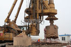 China rotary drilling rigs for Max stroke of crowd cylinder 14000mm max drilling depth 95m company