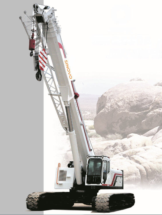 Telescopic Crane Hire : Ton sq a telescopic crawler crane hire stable performance