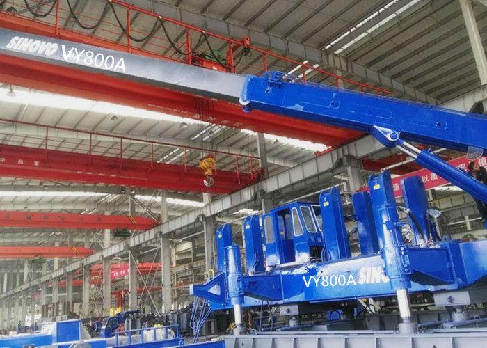 Durable VY800A hydraulic piling machine in coastal urban construction