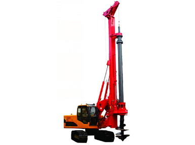 TR60D Drilling Rig Equipment Depth 21m Drilling Speed 0 - 80r/Min High Performance