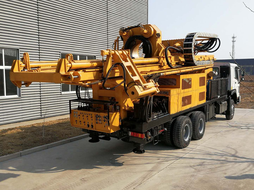Dth Deep Water Well Drilling Rigs Machine For Sale