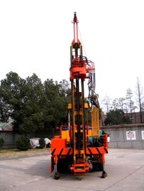 Sinovo Hydraulic ST100/200/600 Core explorate rig , drill depth from 100m to 600m and easy operate