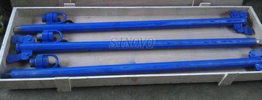Diamond Core Bit Work Auto Trip Hammer SPT Drive Rods and a Split Tube Sampler for SPT- Hammer