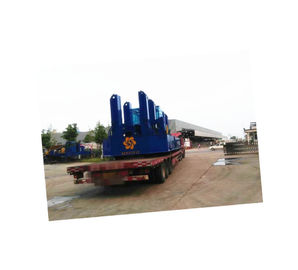 No noise VY1000A Hydraulic Static Pile Driver Easy operation