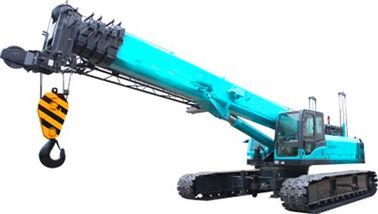 U Type High duty hydraulic mobile crane with smooth rotation , 11.2m Jib length