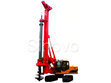 TR60 Rotary Drilling Rig With Max Drilling Depth 21m / Drilling Diameter 1000mm