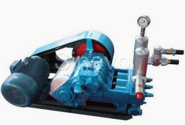 Blue color Mud pump 335Nm Input torque BW-500 heavy density
