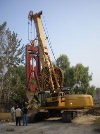Diaphragm Wall equipment TG35 System pressure 35Mpa