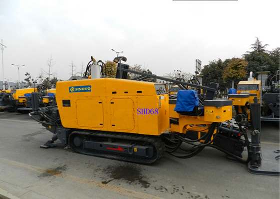 250 KW Horizontal Directional Drilling Rig / Directional Boring Used In Water Piping