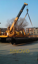 20 Tons Crawler Pipelayer Machine / Lift Pipe with Disassemble Self-pipe Clamp