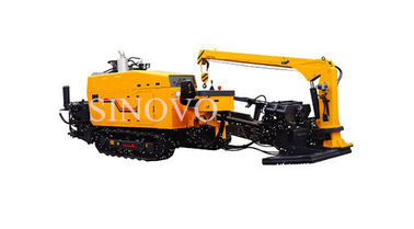 Horizontal Directional Casing Drilling Rig Drilling Boring Ease Operation For Gas Piping