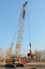 Multi-function Hydraulic Crawler Crane High Power Engine Proportional Control